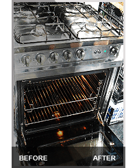 Oven Cleaners Finchley